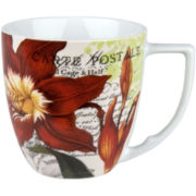 Traditions Set of 4 Noel Mugs