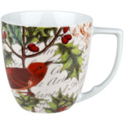 Waechtersbach Traditions Set of 4 Greetings Mugs