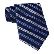 Stafford® San Diego Grid Silk Tie