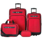 Skyway® DeSoto 2.0 4-pc. Luggage Set