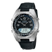 Casio® Pathfinder Forester Mens Analog/Digital Watch