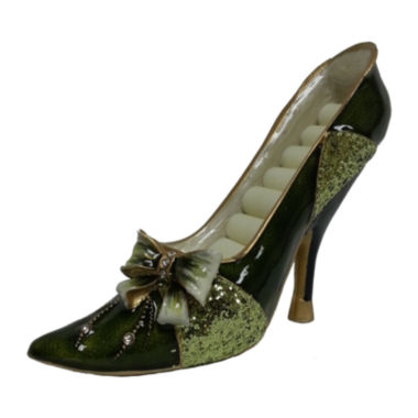 jcpenney.com | Green Bow Shoe Ring Holder