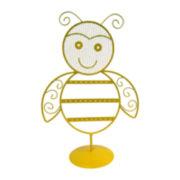 Yellow Bee Earring Holder