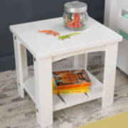 KidKraft® Addison Bedside Toddler Table - White