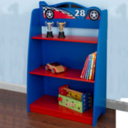 KidKraft® Racecar Bookshelf