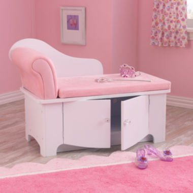 jcpenney.com | KidKraft® Princess Chaise Lounge