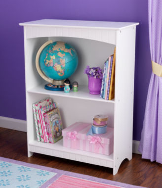 jcpenney.com | KidKraft® Nantucket 2-Shelf Bookcase - White