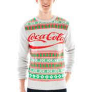 Christmas Bottle Sweater