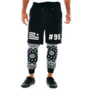 akademiks® Elmar Shorts with Leggings