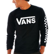 Vans® Checkles Long-Sleeve Tee