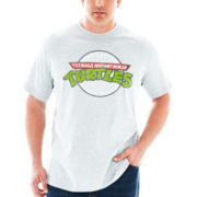 Teenage Mutant Ninja Turtles® Sewer Logo Tee–Big & Tall