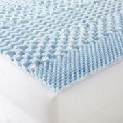 Iso-Cool® Avela™ Memory Foam Mattress Topper