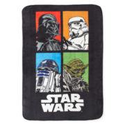 Star Wars Classic Blanket