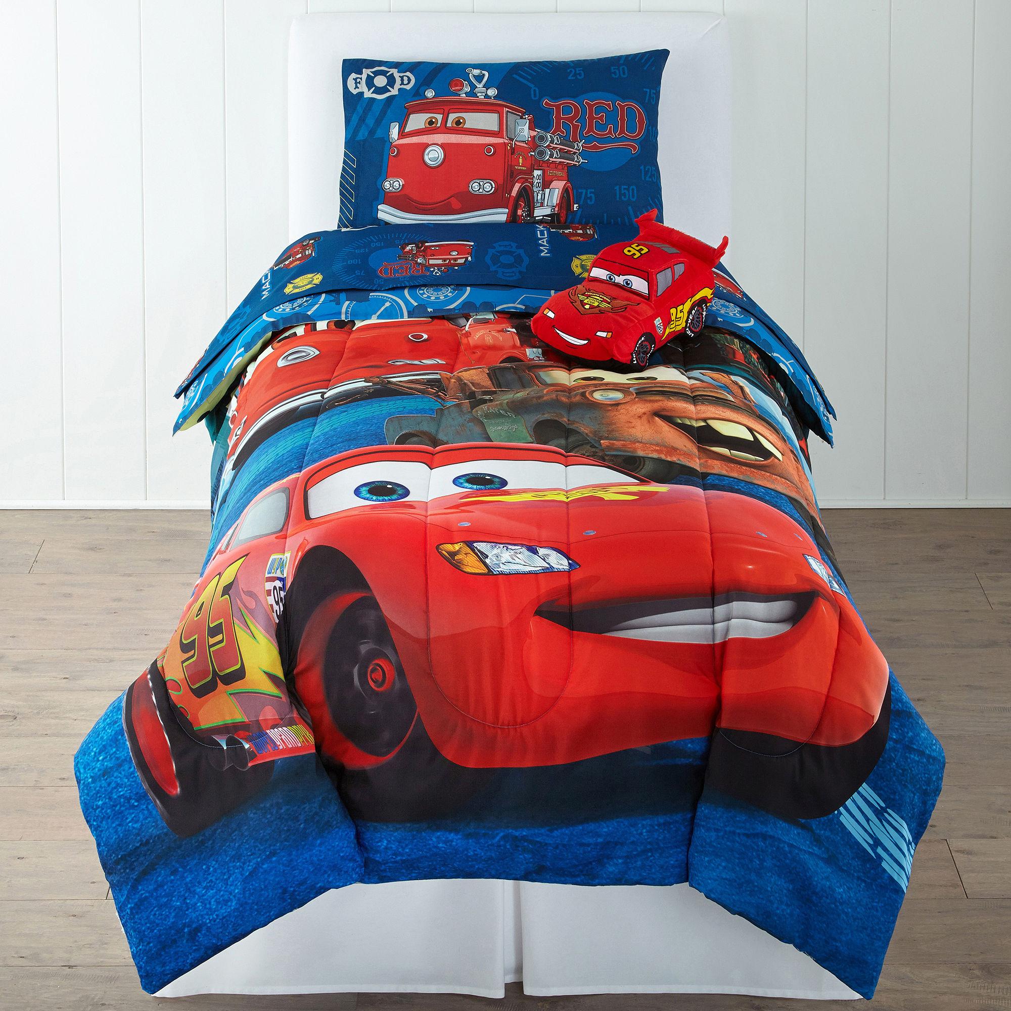 Disney Cars Hometown Twin Comforter