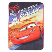 Disney Cars Hometown Blanket