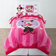 Disney Minnie Mouse Sweet Treats Twin Comforter & Accessories