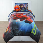 Disney Big Hero 6 Twin/Full Comforter