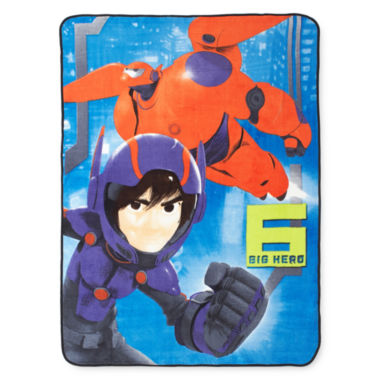 jcpenney.com | Disney Big Hero 6 Throw