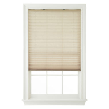 jcpenney.com | JCPenney Home™ Custom Norwich Cordless Pleated Shade