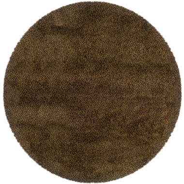 jcpenney.com | Cosmopolitan Round Shag Rug