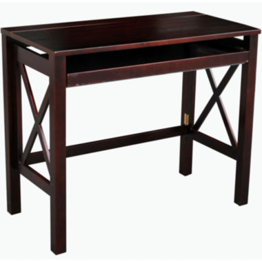 jcpenney.com | Montego Folding Desk with Pullout Shelf