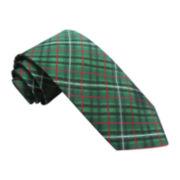 Hallmark® Winter Wonderland Plaid Tie