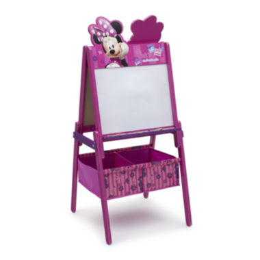 jcpenney.com | Delta Children's Products™ Minnie Mouse Double-Sided Activity Easel