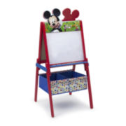 Delta Children's Products™ Mickey Mouse Double-Sided Activity Easel