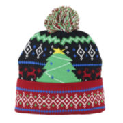 U.S. Polo Assn.® Christmas Tree Knit Beanie