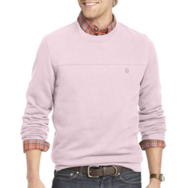 jcpenney.com | IZOD® Sueded Fleece Crewneck