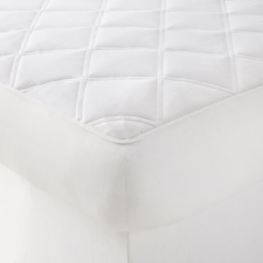jcpenney.com | JCPenney Home™ Temperature Regulating with COOLMAX® fabric Mattress Pad
