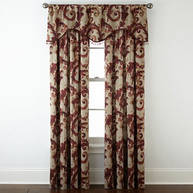 Home Expressions™ Tuscany Scroll Window Treatments - JCPenney
