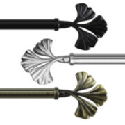 """Fortune 13/16"""" Adjustable Curtain Rod Collection"""