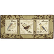 Song of Spring Rectangular Rug