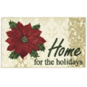 Nourison® Home for the Holidays Rectangular Rug