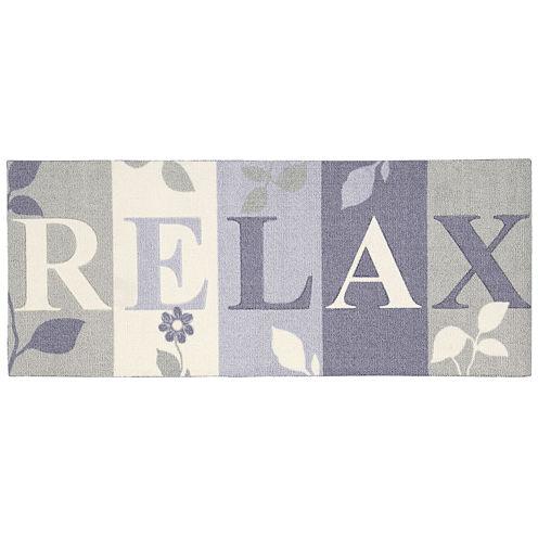 Nourison® Relax Runner Rug