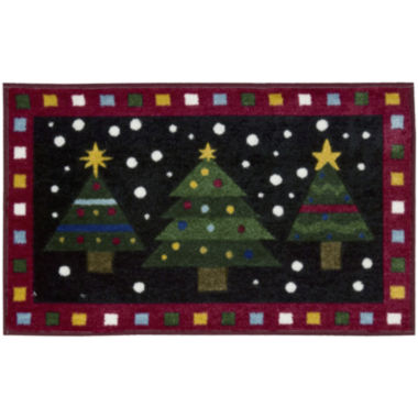 jcpenney.com | Nourison® Three Trees Printed Rectangular Rug