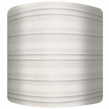 jcpenney.com | Striped Canvas Drum Lamp Shade