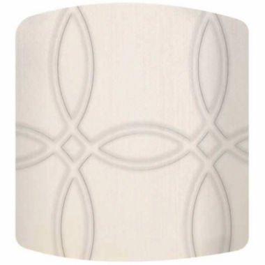 jcpenney.com | Trellis Canvas Drum Lamp Shade