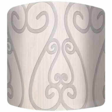 jcpenney.com | Soft Iron Canvas Drum Lamp Shade
