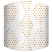 Dotted Diamond Drum Lamp Shade