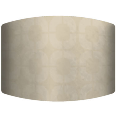 jcpenney.com | Faint Pattern Drum Lamp Shade