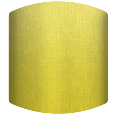 Yellow Gradient Drum Lamp Shade