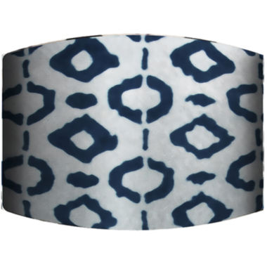 jcpenney.com | Jungle Spots Drum Lamp Shade