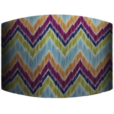 jcpenney.com | Zigzag Drum Lamp Shade
