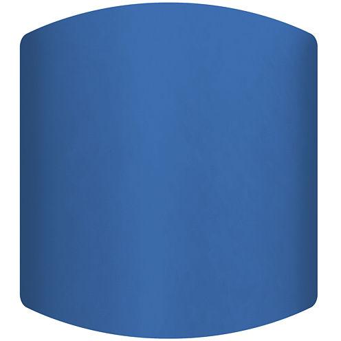 Royal Blue Drum Lamp Shade