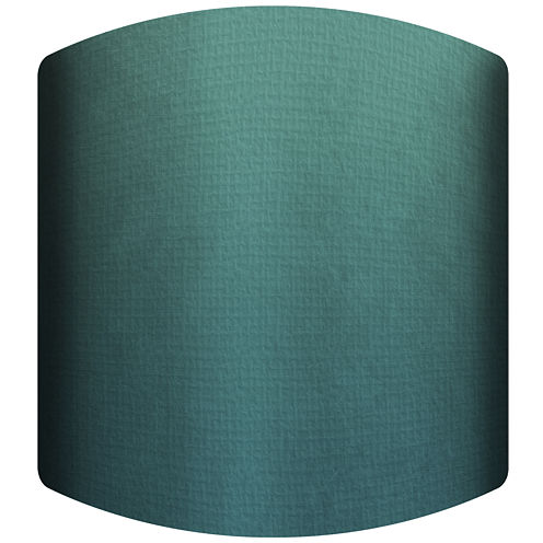 Dark Green Drum Lamp Shade