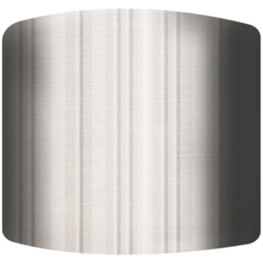 jcpenney.com | Vertical Stripes Drum Lamp Shade