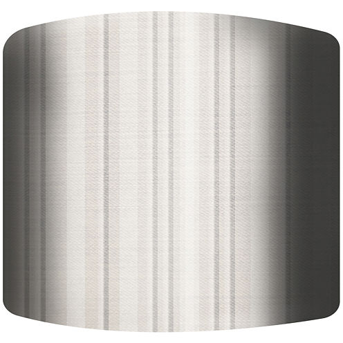 Vertical Stripes Drum Lamp Shade