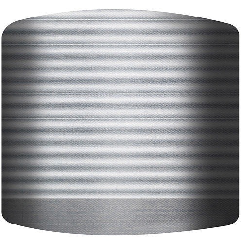 Horizontal Stripes Drum Lamp Shade